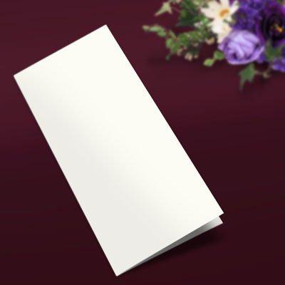 画像1: 表紙(A4 3つ折り用・白無地)