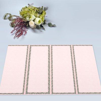 画像2: パンフレット用紙 A4 4つ折り観音開き用