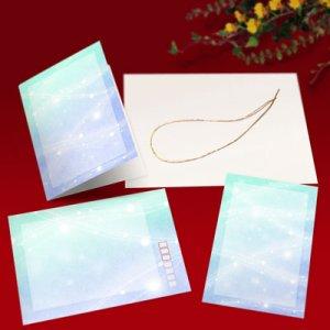 画像: 招待状 ブックレットセット